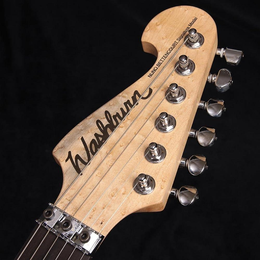 Washburn N4:ヘッド