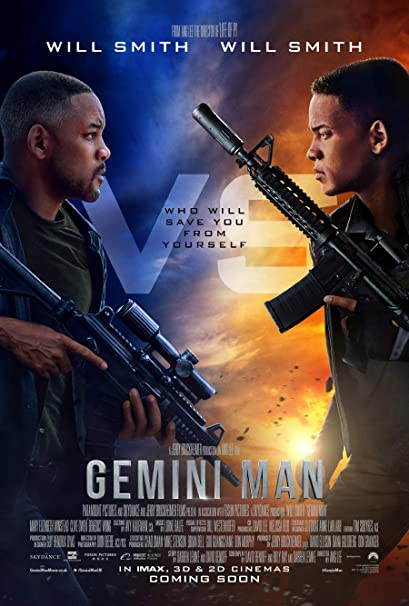Download Gemini Man (2019) Dual Audio Full Movie {Hindi-Eng} 480p [350MB] | 720p [1GB] | 1080p [2GB]