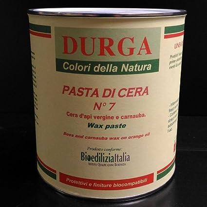 Pasta Di Cera N7 Finitura Per Legno 100 Naturale 750ml