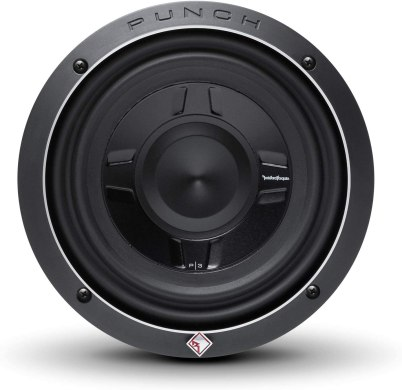 best 8 inch shallow mount subwoofer