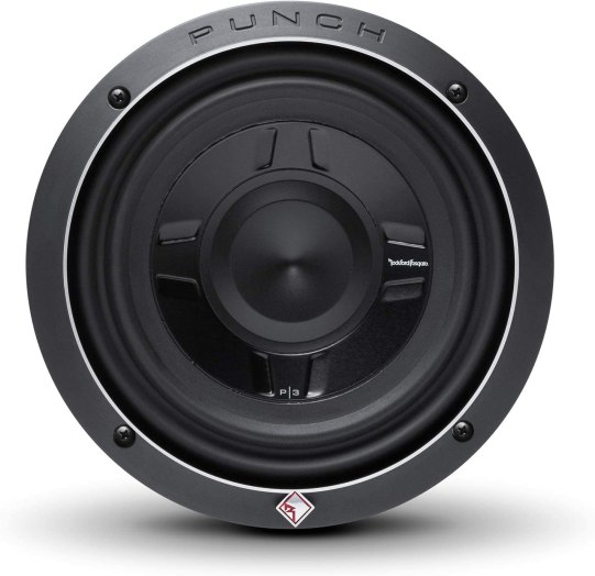 is an 8 inch subwoofer enough