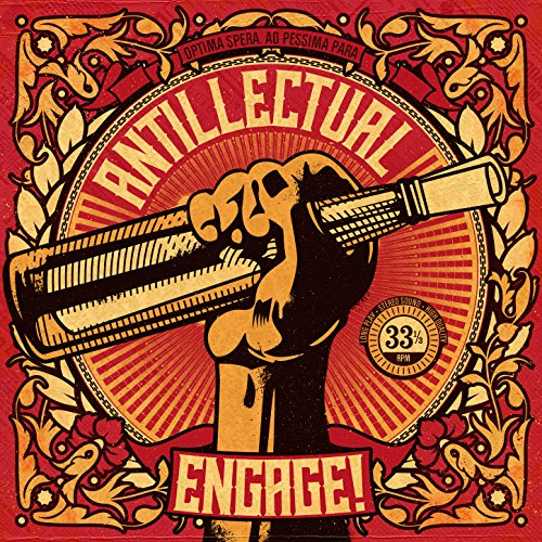 Antillectual - Engage! (2016) [FLAC] Download