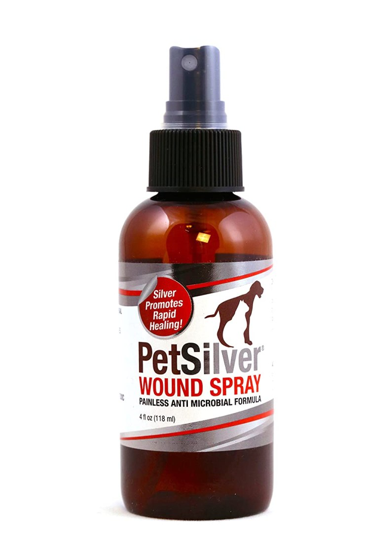 Pet Silver Wound Spray