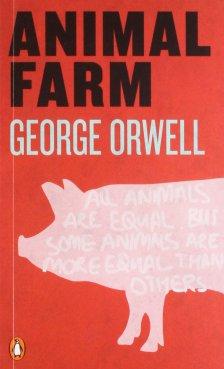 Resultado de imagen para Animal Farm libro