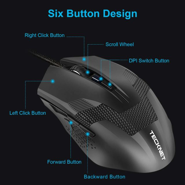 Technet Gaming Mouse