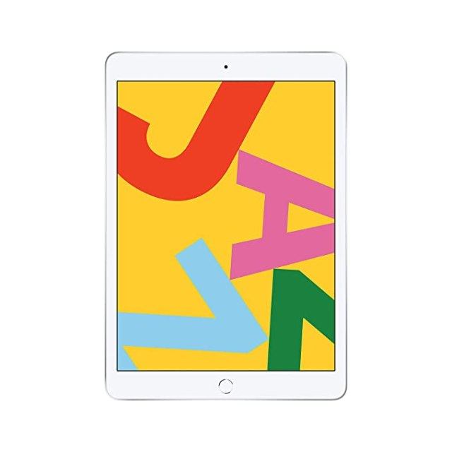 Apple iPad (10.2-inch, Wi-Fi, 32GB) - Silver (7th Generation)
