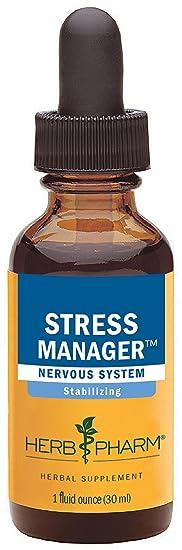Herb Pharm Stress Manager