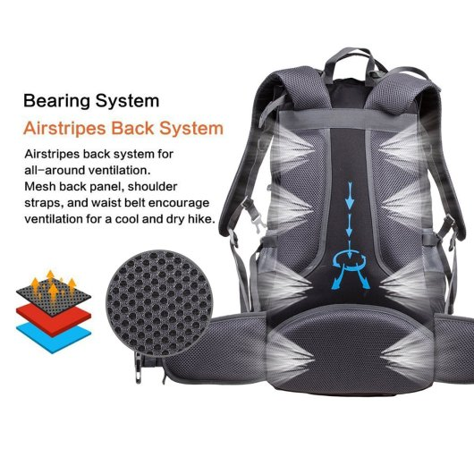 G4Free Outdoor Sports Hiking Backpack Bearing system