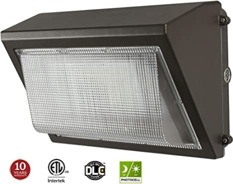 Led Wall Pack With Dusk To Dawn
