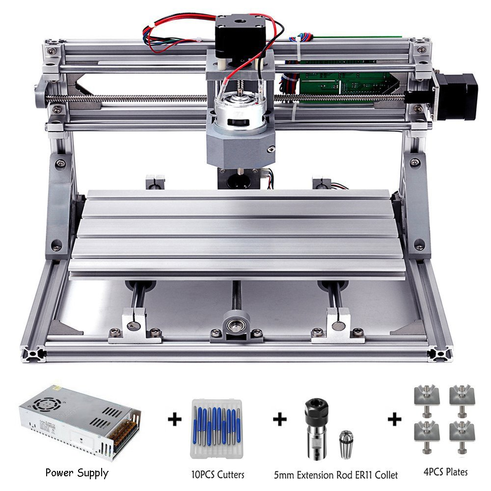 DIY CNC Router Kits