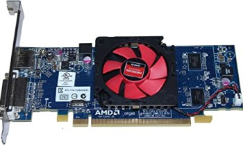 Amazon.com: AMD ATI Radeon HD6450 ati-102-c26405 1 GB visualización DVI  Puerto PCI-E tarjeta de vídeo 03173 K: Computers & Accessories