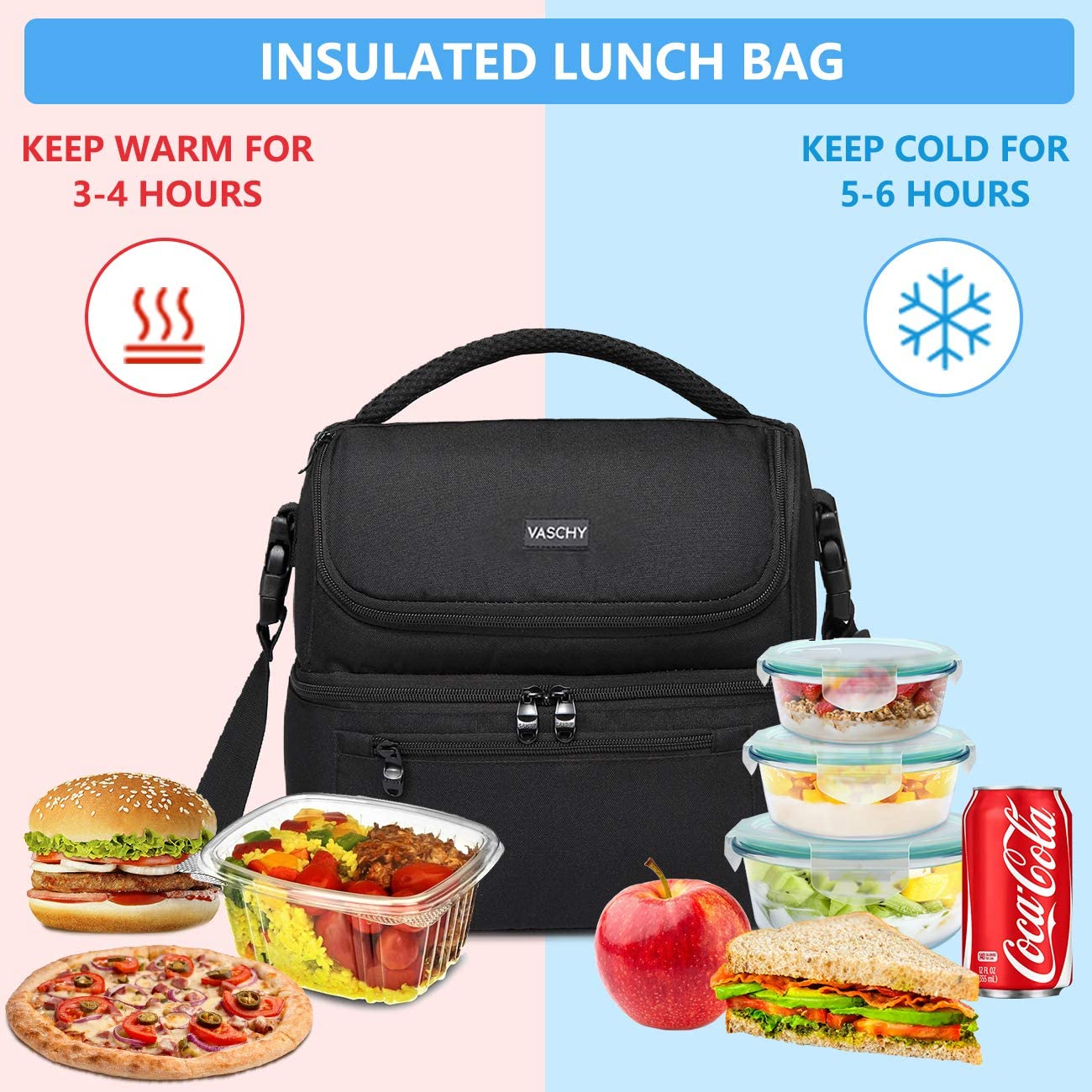 Meilleure sac isotherme repas