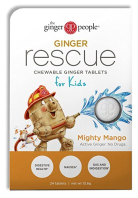 The Ginger People Rescue , Mighty Mango, 5.5 Ounce