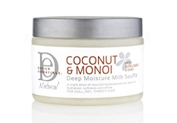 Image result for Design Essentials Coconut and Monoi Deep Moisture Milk Souffle