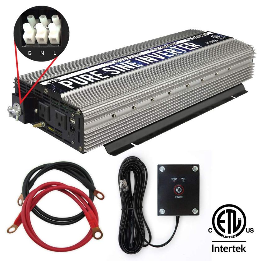 GoWISE Power PS1006 Power Inverter