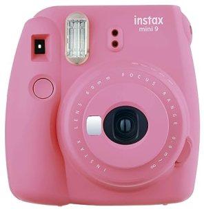 Fujifilm - Instax Mini 9 - rose - appareil seul : Idéal pour organiser un photobooth