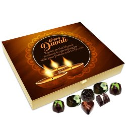 Chocholik Diwali Gift Box – Have A Beautiful and Pollution Free Diwali Chocolate Box – 20pc
