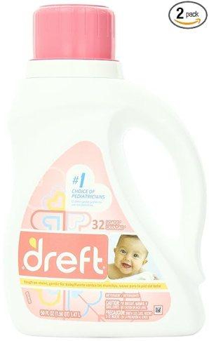 Dreft Baby Laundry Detergent