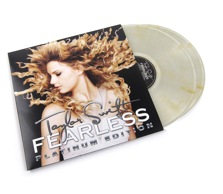 'Fearless' Album vinyl