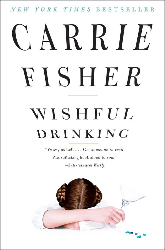 Image result for carrie fisher wishful drinking
