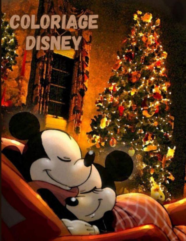 Coloriage Disney: Coloriage disney cadeau pour fille garçon 29
