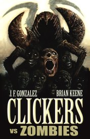 Image result for Clickers vs Zombies