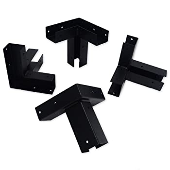 Copper Ridge Outdoor Elevated Platform Mounts (Set of 4)