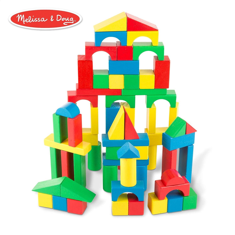 bloques de madera para construir