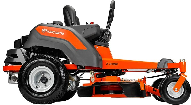 Husqvarna Z242F 42 in. 18 HP Kawasaki Hydrostatic Zero Turn Riding Mower