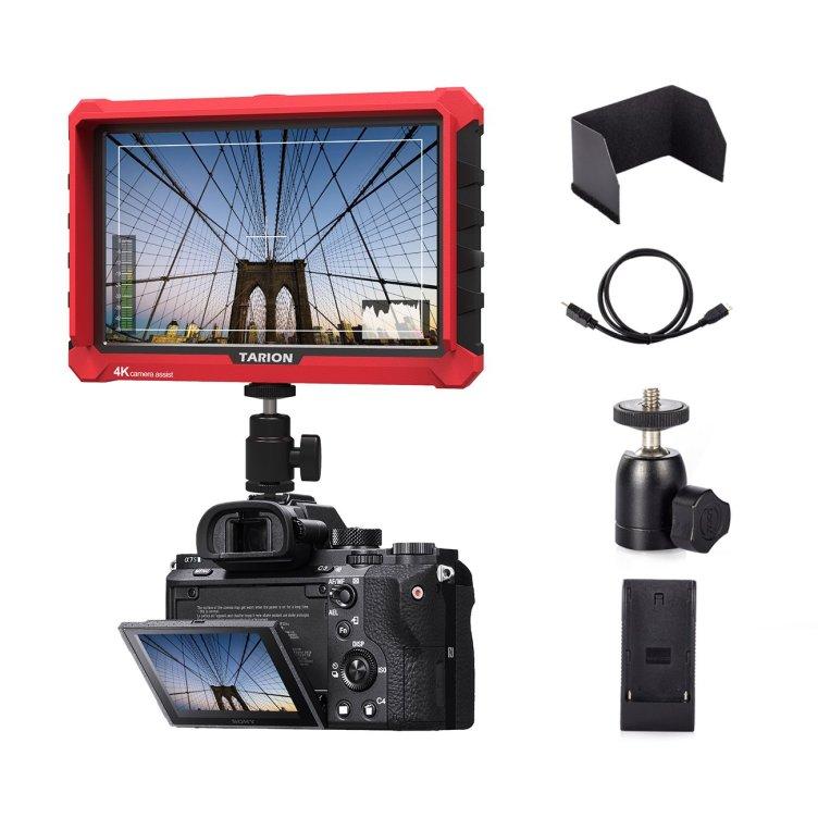 Tarion X7s HDMI Kamera Monitor & Zubehör