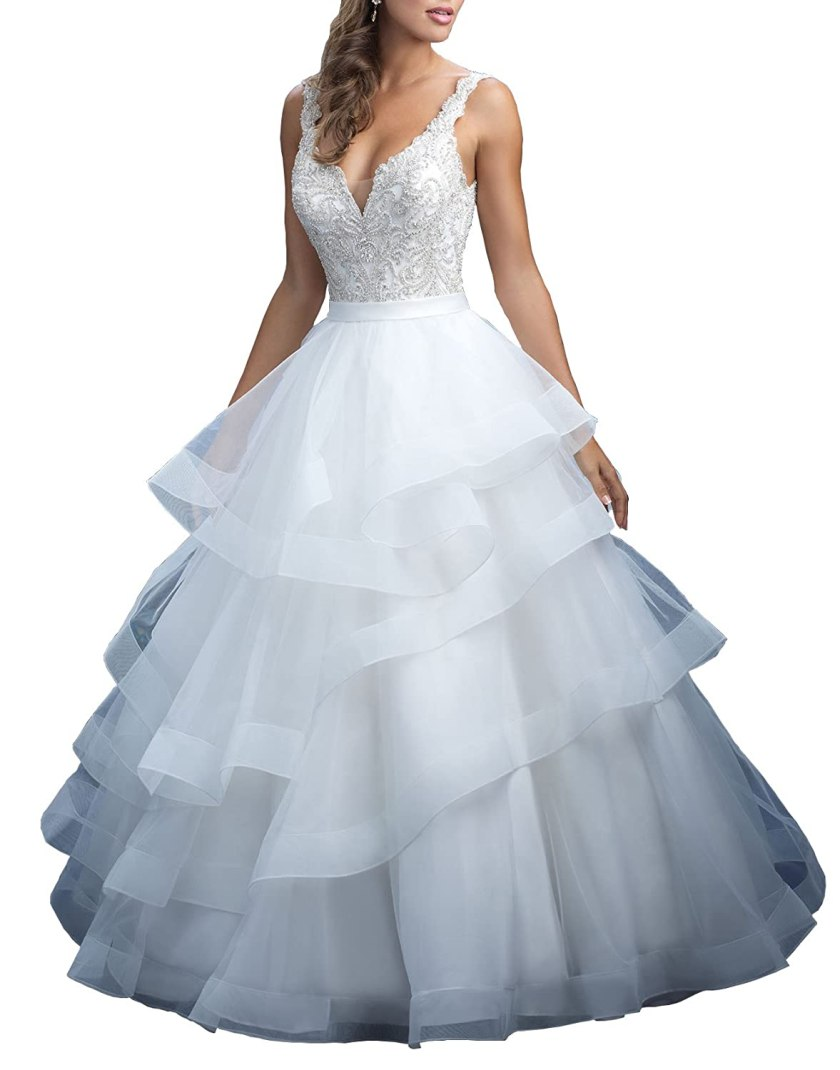 Ball Gown Wedding Dress Amazon - Store.LoveVisaLife