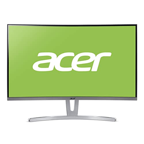 Acer ED273 – Monitor Full HD Curved 1800R de 27 pulgadas (panel VA, FreeSync, 4ms, ZeroFrame, HDMI, DVI)