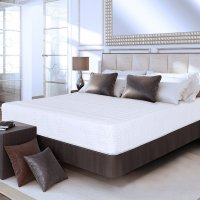 Olee Sleep OM Firm Gel Infused Hybrid Innerspring Mattress