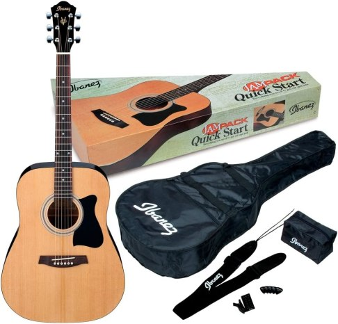 Best 6 String ibanez acoustic guitar