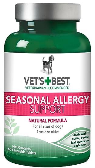 Vet's Best Allergy Support