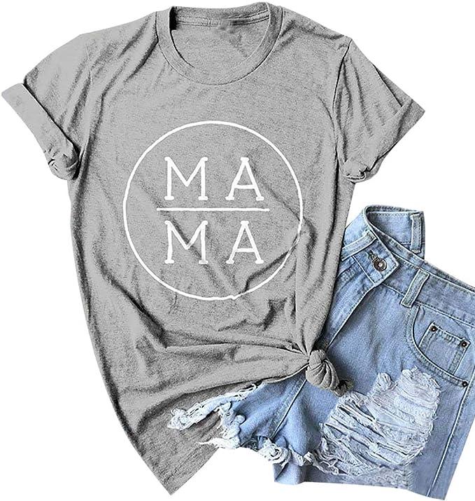 Mama Mom Tshirt