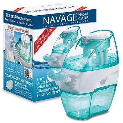 navage nasal cleaner reviews