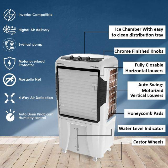 crompton best air cooler in India