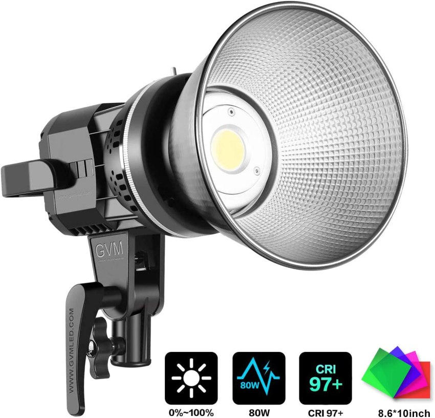 GVM LED Video Light