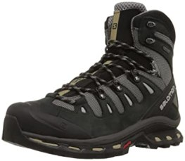 Image result for Salomon Men's Quest 4D 2 GTX Lightweight & Durable Leather/Canvas Hiking Boots