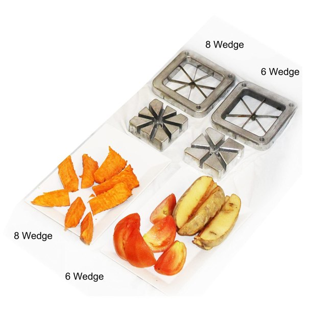 Tiger Chef Heavy French Fry Cutter Replacement Blades