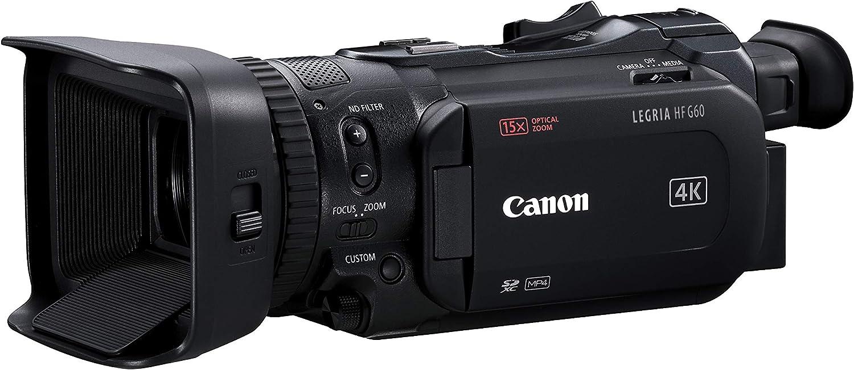 Canon Legria Hf G60: Amazon.co.uk: Camera &Amp; Photo