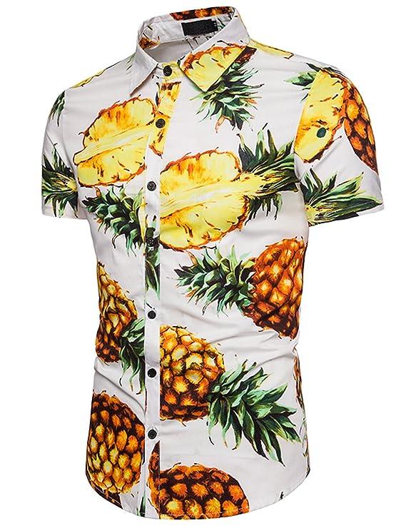 8c5fab28f1a5 ▷【Camisas de piñas 】Ultima tendencia 2019 👚 | 🍍Todo de piñas 🍍