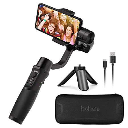 Hohem iSteady Mobile+, 3-Axis Handheld Gimbal Stabilizer
