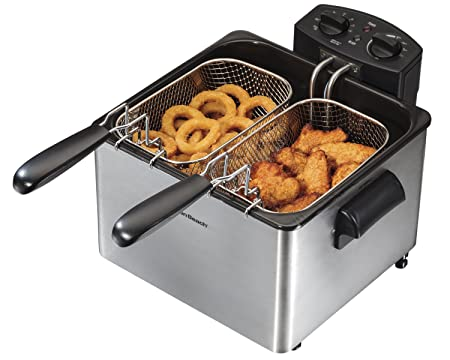 Hamilton-Beach-Electric-Deep-Fryer-Review