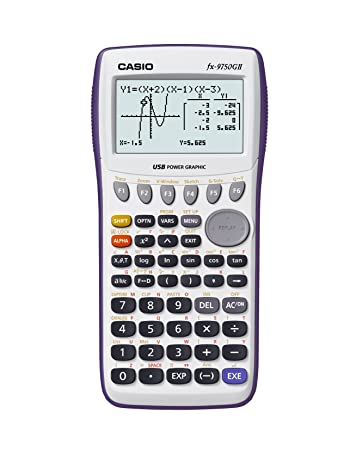 Casio-fx-9750GII-Graphing-Calculator-Reviews