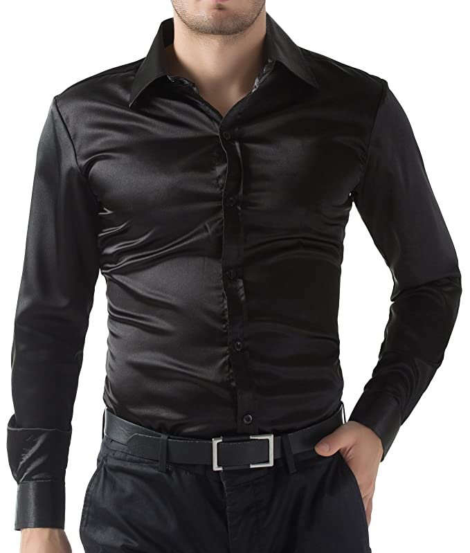 Camisa-para-traje-color-negrohttps://amzn.to/2WGB42a