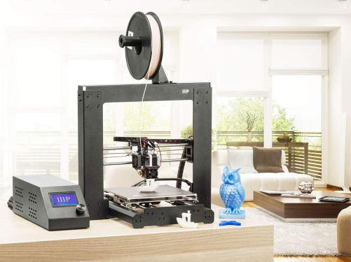 71ZncUF0OUL. SL1200 - 3款美国最佳3D打印机对比 未来的家庭必备品