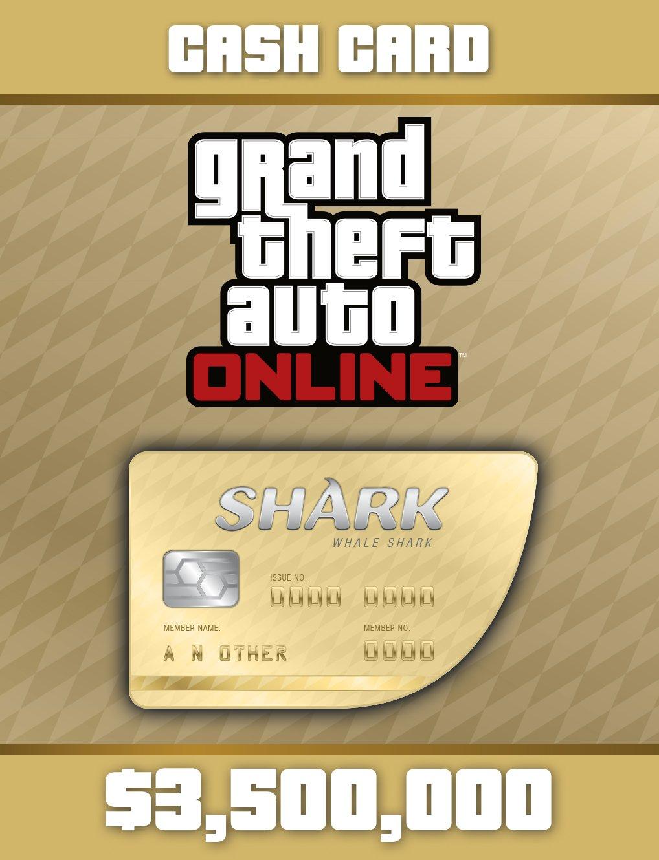 GTA V: CashCard