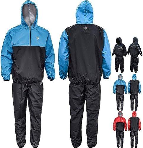 RDX MMA Sauna Sweat Suit